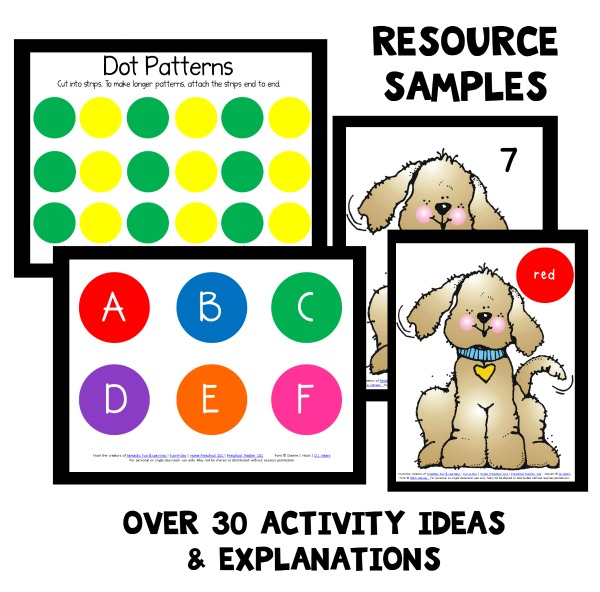 Letter D Activities for Preschool at Home