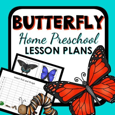 Home Preschool Butterfly Lesson Plans_1