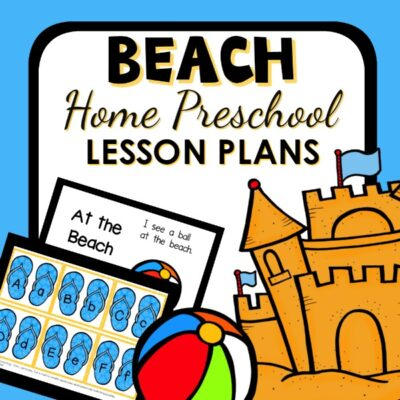Home Preschool Beach Lesson Plans_1