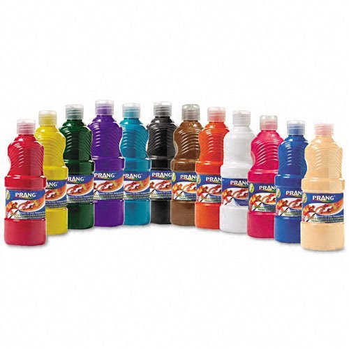 Home Preschool Supplies-Tempera Paint