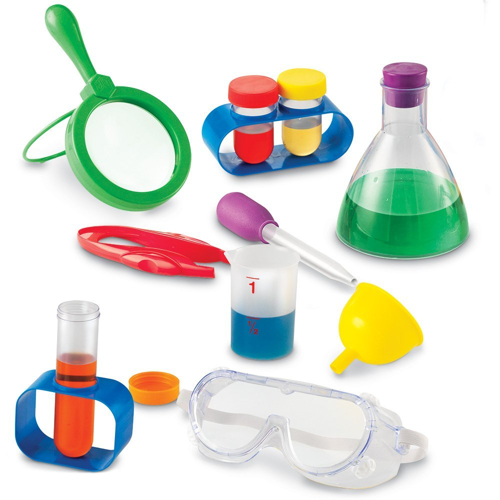 Home Preschool Supplies-Science Tools